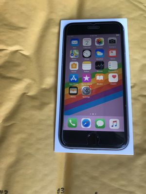 Unlocked iPhone 6S 32GB Telcel Tigo T-Mobile Verizon Metro Cricket AT&T for Sale in Pomona, CA