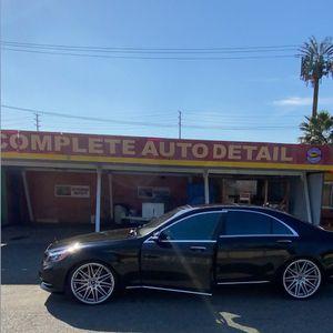 22's S550 Rims for Sale in Santa Ana, CA