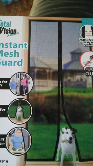 Mesh guard bugs out for Sale in Knoxville, TN