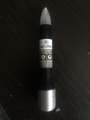 Acura Honda Touch Up Paint-YR534 Desert Silver Metallic (02-04 RSX) for Sale in Wichita, KS