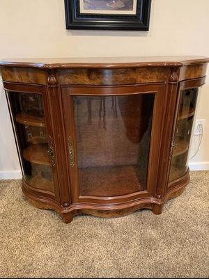 Antique real wood furniture piece for Sale in Garden Grove, CA