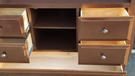 Dresser-Buffet-changing Table DIY for Sale in Placentia,  CA