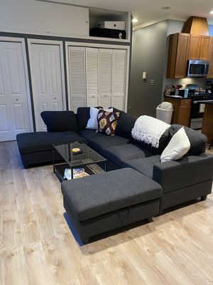 FREE sectional couch for Sale in Chicago, IL