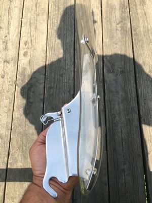 Harley-Davidson windshield for Sale in Chapel Hill, NC