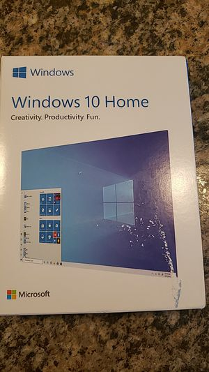 Windows 10 software for Sale in Zebulon, NC