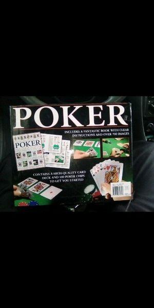 Poker set for Sale in Elk Grove, CA