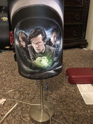 Doctor Who Lamp for Sale in La Mesa, CA
