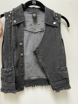 Sweet Love Black Studded Vest for Sale in Rockville,  MD