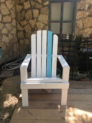 Outside chair ( MUST GO TODAY!!) for Sale in Abilene, TX