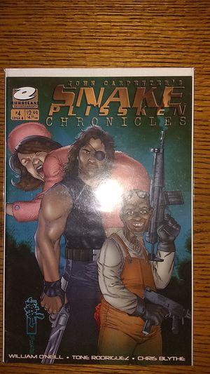Snake Plissken chronicles #4 for Sale in Arlington, WA