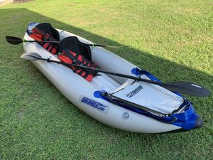 Sea Eagle Tandem 380x Inflatable Kayak for Sale in Pasadena, MD