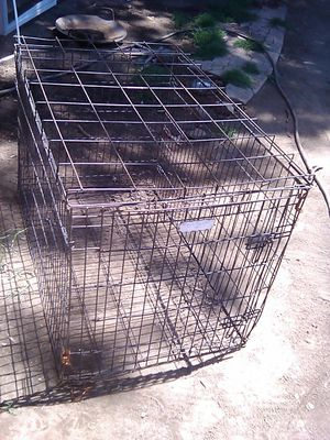 Large dog kennel for Sale in Fresno, CA