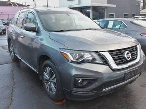 2017 Nissan Pathfinder for Sale in Wyandotte, MI