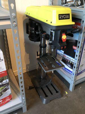 RYOBI 10 in. Drill Press for Sale in Stanton, CA