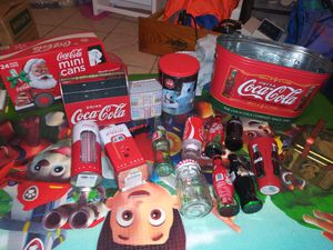 Coca-Cola collection for Sale in North Fort Myers, FL