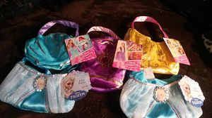 5 Disney princess purses new for Sale in Portland, OR