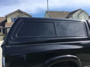 Camper shell for Dodge Ram pick up truck for Sale in Mount MADONNA, CA