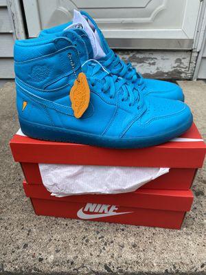 Gatorade Jordan 1 sz 12 w/o box for Sale in Meriden, CT