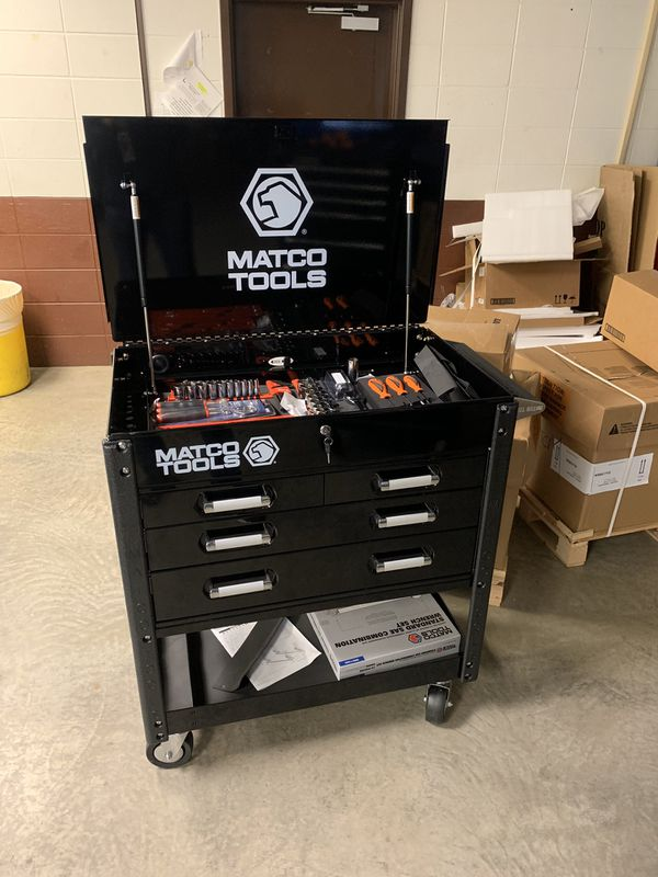 Aviation maintenance Toolkits MATCO