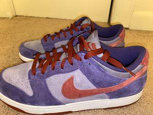 Nike dunk plums for Sale in Louisville, TN