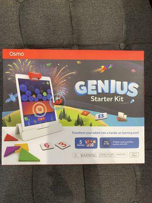NEW Osmo Genius Starter Kit for Sale in Bonita, CA