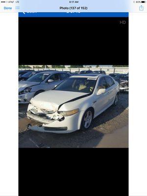 2005 Acura TL Parts for Sale in Miramar, FL