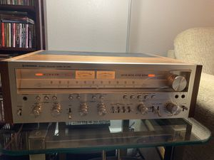 Pioneer stereo Receiver Model SX 1050 for Sale in Federal Way, WA
