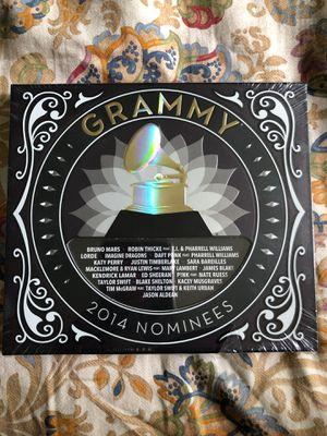 2014 Grammy Nominees CD for Sale in Oceanside, CA