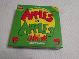 GAME- KIDS' GAME: APPLES TO APPLEA JUNIOR for Sale in Tamarac, FL