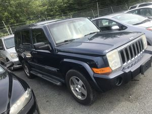 2009 Jeep Commander w/128k for Sale in Edgewood, MD