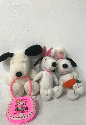Snoopy Bundle for Sale in Oceanside, CA
