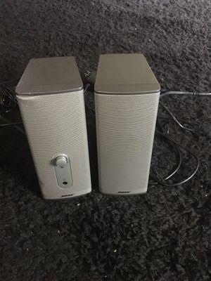 Bose Companion 2 series 2 Computer speakers for Sale in Saint Joseph, MO