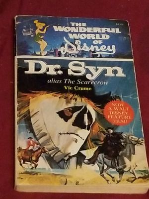 Disney Book 1975 Dr. Syn for Sale in Hillsboro, OR