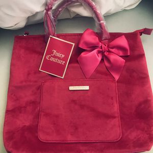 Juicy Couture Backpack Or Purse for Sale in Cottage Grove, MN