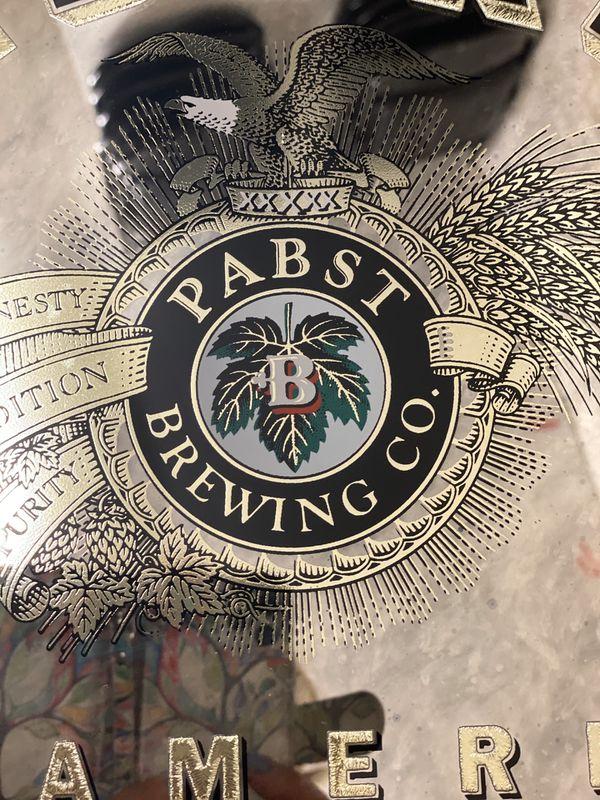 Beer mirror