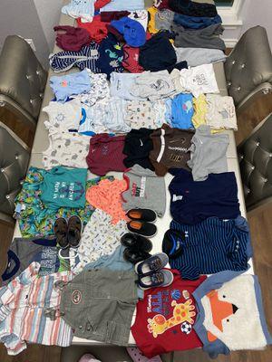 Baby boy clothes for Sale in Arlington, TX