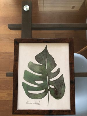Wall Art - Banana Leaf for Sale in Tampa, FL