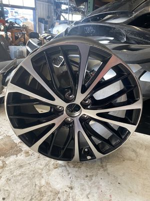 """Only 1 18"""" 18X8 Alloy Wheel Rim For 2018 2019 2020 TOYOTA CAMRY OEM Quality BLACK 75221B 18x8 for Sale in Chino Hills, CA"""