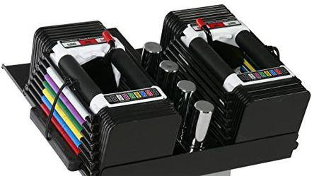 Powerblocks 5-50, new in box for Sale in Fresno, CA