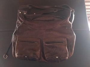 Furla brown leather hobo bag for Sale in Redondo Beach, CA