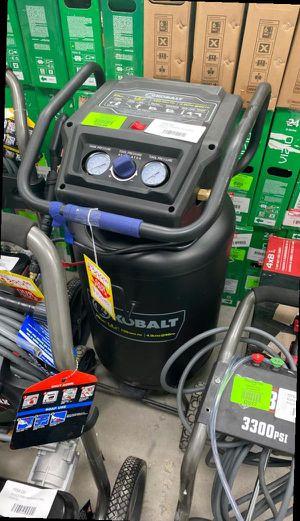 Kobalt 0332041 ‼️‼️‼️Air compressor 58TBP for Sale in Buda, TX