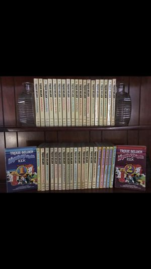 Trixie Belden mystery series for Sale in Knoxville, TN