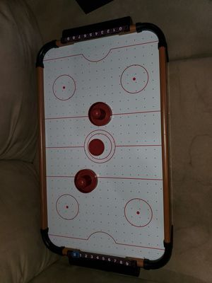 Table top air hockey for Sale in Sumner, WA