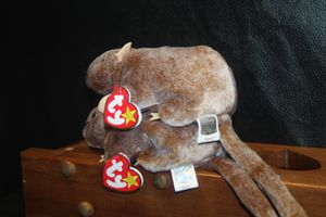 Tiptoe the mouse beanie baby for Sale in Orlando, FL