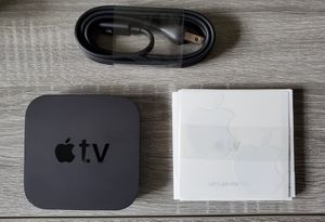 Apple TV 3rd Generation for Sale in Lutz, FL