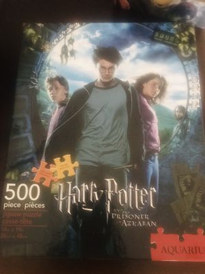 Harry Potter Fans. Puzzle and game. Unopened. for Sale in Elmhurst, IL
