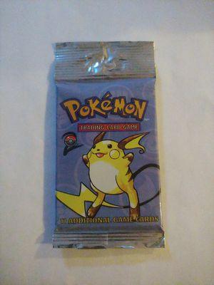 Pokemon base set 2 unopen pack. for Sale in Grays Knob, KY