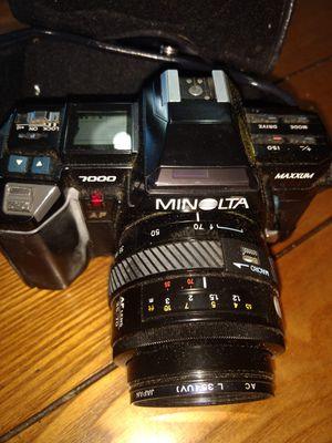 Minolta Camera for Sale in Oakmont, PA