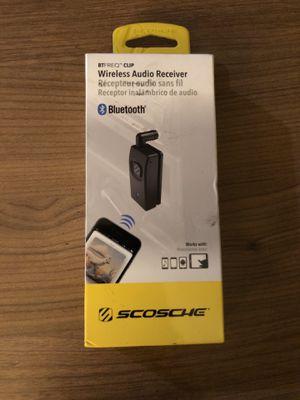 Scosche wireless audio receiver for Sale in Irvine, CA