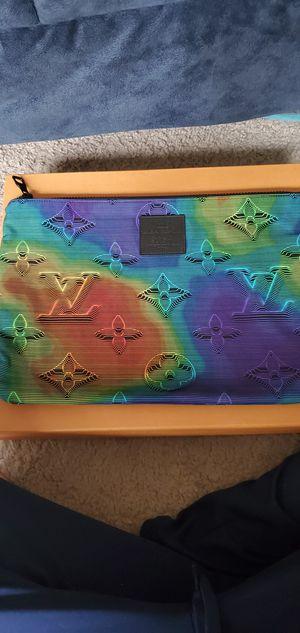 Louis Vuitton reversible 2054 pouch for Sale in Houston, TX